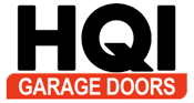 hqi garage doors logo