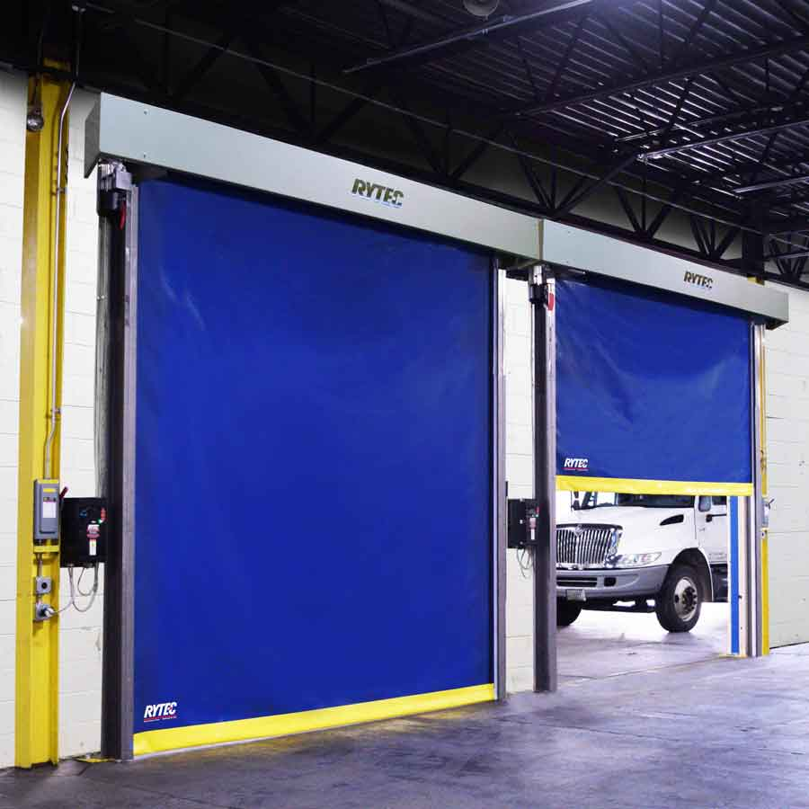 rytec rigid rolling doors